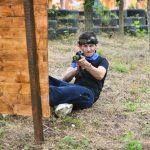 тийм билдинг игри на открито Варна CS Live лазер таг клуб